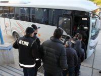 Hatay'da FETÖ operasyonu: 15 polis tutuklandı
