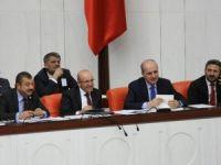 TBMM Genel Kurul'da muhalefet partileri arasında tartışma