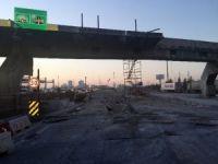 Mahmutbey Gişeleri'nde yıkım çalışmaları başladı