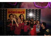 Görümce filminin oyuncuları Forum Kayseri'de
