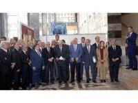 TBMM'de Klasik Türk Sanatları Sergisi açıldı