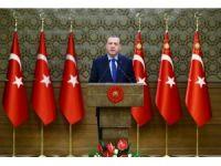 """Cumhurbaşkanı Erdoğan: """"Türkiye, sadece görünen rakamlardan ibaret değil"""""""