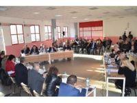 Kuşadası Belediye Meclisi toplantısı Güzelçamlı'da yapıldı