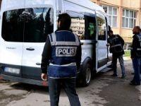 İstanbul merkezli 16 ilde FETÖ'nün üst düzey yöneticilerine operasyon