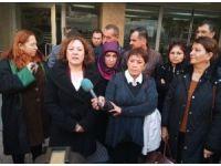 Figen Yüksekdağ Adana'da yargılanıyor