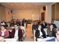 Tekirdağ Büyükşehir Belediyesi 'Çevre Düzeni Toplantısı' yapıldı