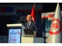 """Bakan Müezzinoğlu: """"1 puanlık kayıtlı istihdamın devlete katkısı 2 milyar lira"""""""