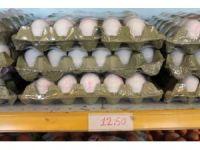 Iğdır'da yumurtaya büyük zam