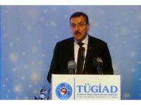 Bakan Tüfenkci: ''Ekonomik kalkınma ancak siyasi istikrarın olduğu ortamlarda gerçekleşir''