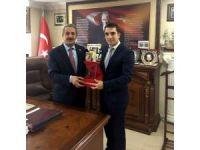 ASİMDER'DEN Taşlıçay Belediye Başkanı Taşdemir'e ziyaret