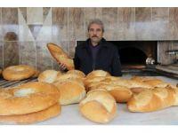 Aksaray'da ekmek 1 TL oldu