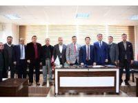 Belediye ile ATSO ortak hizmet protokolü imzalandı