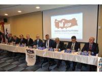 Anadolu platformu muhasebecileri Kırıkkale'de buluşturdu