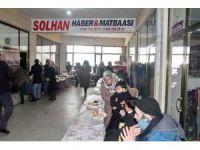 Suriyeliler için yardım kermesi