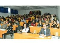 BÜ'de Kentsel Tasarım paneli gerçekleştirildi