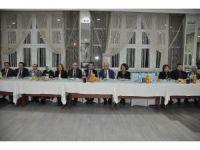 KAÜ'nün konukları kamu kurum ve kuruluşlarının müdürleri oldu