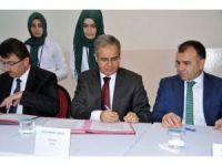 Karaman'da mesleki ve teknik eğitim işbirliği protokolü imzalandı