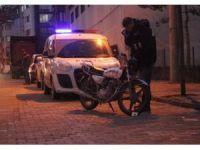 Motosiklet hırsızı 3 kişi gözaltına alındı