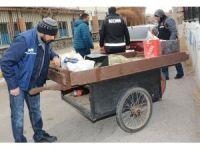 Aksaray'da Narkotimler okulları kuşattı