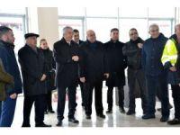 Isparta Ekonomi Kampüsü inşaatı sürüyor