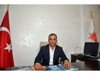 AK Parti Doğubayazıt İlçe Başkanı istifa etti