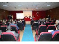 Aksaray'da 2016 Yılı 4. Dönem İl Koordinasyon Kurulu toplantısı yapıldı