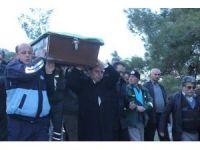 Denizli'de yangın faciasında hayatını kaybeden aile toprağa verildi