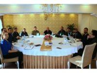 Hakkari Emniyet Müdürlüğünden aylık sohbet toplantısı