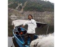 Gölde kaybolan Halil Tor'un cesedine ulaşıldı