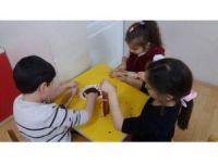 Ana sınıfı öğrencilerinden örnek davranış