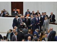Anayasa değişikliği teklifinin 18. maddesi 344 oyla kabul edildi