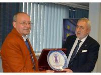 TESK Genel Başkanı Palandöken'den Bulgaristan'a ziyaret