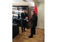 Bolu Belediye Başkanı Yılmaz'dan Mutki'ye ziyaret