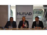 MÜSİAD İzmir'de, 'Muş'ta Yatırım Fırsatları' konuşuldu