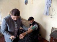 Kemal amcaya İHA'nın haberinin ardından yardım eli