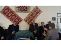 Başkan Musa Yılmaz, merkeze bağlı köyleri ziyaret etti
