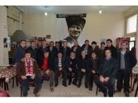 Başkan Ataç'tan dernek ziyareti