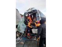 Afyonkarahisar'da zincirleme trafik kazası (3)