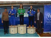 Manisa Büyükşehir judoda rakip tanımıyor