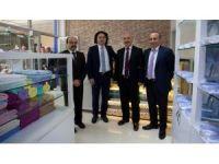 Hükümlü ve tutukluların yaptığı ürünler Konya Adliyesi'nde satışa sunuldu