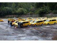 Marmaris'te taksiciler isyanda: plakalar satılık