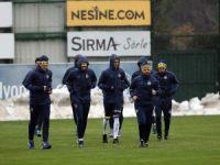 Fenerbahçe'de kupa maçı hazırlıkları başladı
