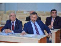 Bilecik İl Genel Meclisi'nde 'ısırma' polemiği