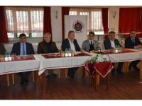 Müsteşar Yardımcısı Altay'dan DTSO'ya ziyaret