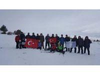 AFDOS üyeleri doğa yürüyüşlerine devam ediyor