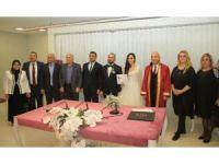 Başkan Altınok Öz Personelinin Nikahını Kıydı