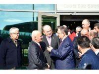 Başkan Altınok Öz, 'AFET Odaklı Çalışmalar ile Kentsel Dönüşüm Projeleri' Toplantısına katıldı