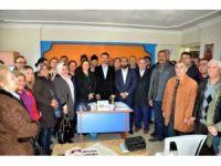 AK Parti Dikili İlçe Başkanı Karadağ ilk toplantısını yaptı