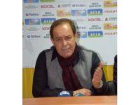 Giresunspor - Gaziantep Büyükşehir Belediyespor maçının ardından