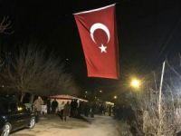 Şehit ateşi Osmaniye'ye düştü